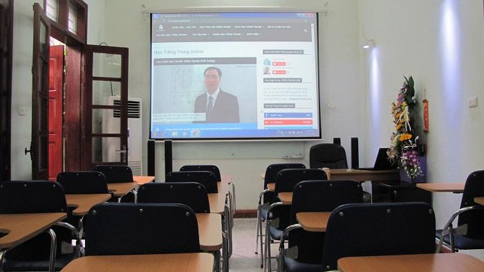 Học tiếng Trung tại Ngã Tư Sở Hà Nội Trung tâm tiếng Trung, Trung tâm tiếng Trung Ngã Tư Sở Hà Nội