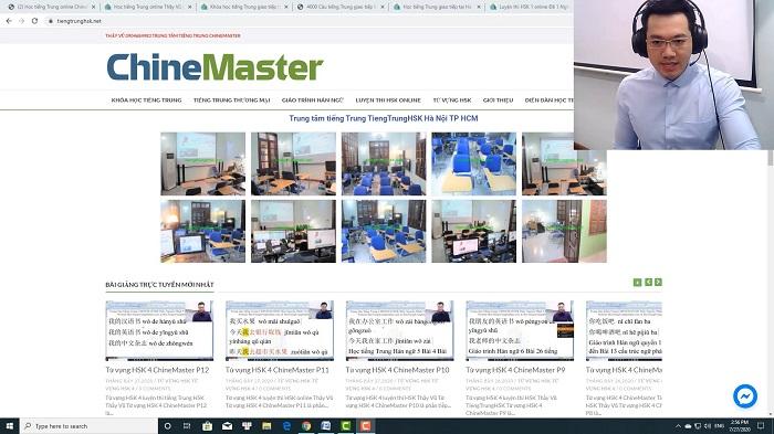 Luyện thi HSK 4 online Đề 1 Nghe hiểu luyện thi hsk online thầy vũ tiengtrunghsk chinemaster luyện thi HSK cấp 4