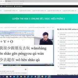 Từ vựng tiếng Trung HSK 1 Bài 4 luyện thi hsk online tiengtrunghsk chinemaster