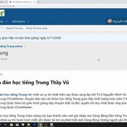Giáo trình luyện dịch tiếng Trung uy tín bài 9