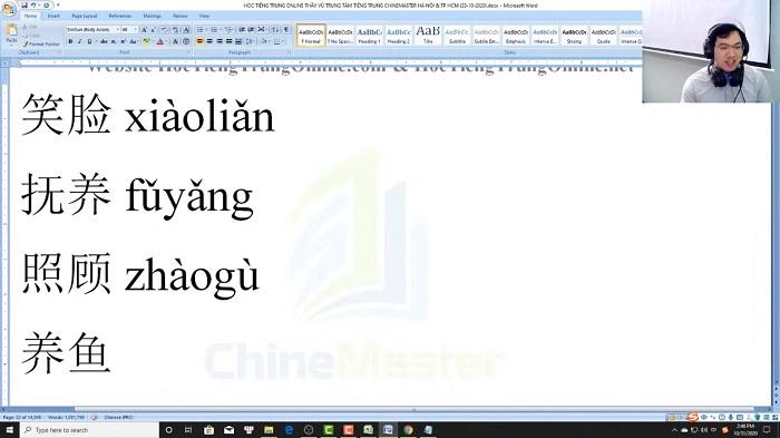 Giáo trình bài tập luyện dịch tiếng Trung mỗi ngày Phần 1