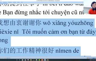 Giáo trình luyện thi HSK 7 tiêu chuẩn HSK 9 cấp mới nhất trung tâm tiếng Trung Quận 10 Thầy Vũ tphcm
