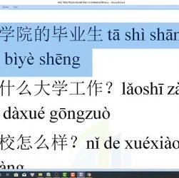 Bài tập củng cố ngữ pháp HSK 6 HSK 7 luyện thi HSK Thầy Vũ trung tâm tiếng Trung quận 10 tphcm