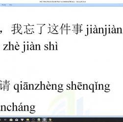 Luyện tập ngữ pháp tiếng Trung HSK 3 online giáo trình đặc biệt trung tâm tiếng Trung Quận 10 TPHCM
