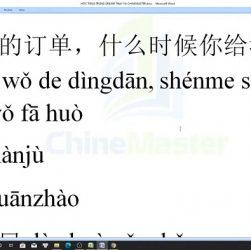 Giáo trình tiếng Trung thương mại Tập 1 Thầy Vũ Chủ biên Biên soạn trung tâm tiếng Trung Quận 10 tphcm