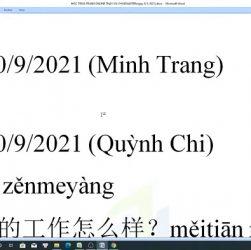 Giáo trình tiếng Trung thương mại bài 2 trung tâm tiếng Trung thầy Vũ tphcm