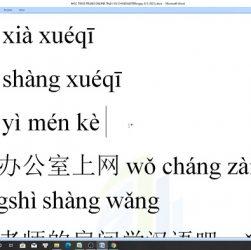 Giáo trình tiếng Trung thương mại bài 4 trung tâm tiếng Trung thầy Vũ tphcm